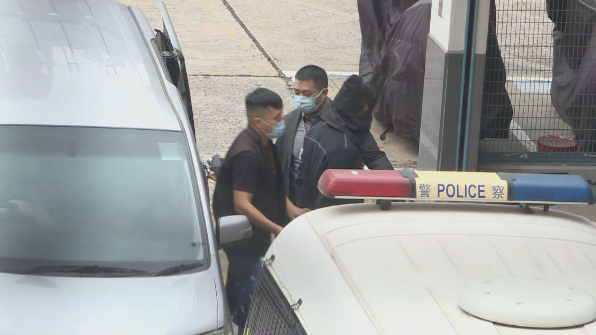 12港人案 料李宇軒被控勾結外國或境外勢力