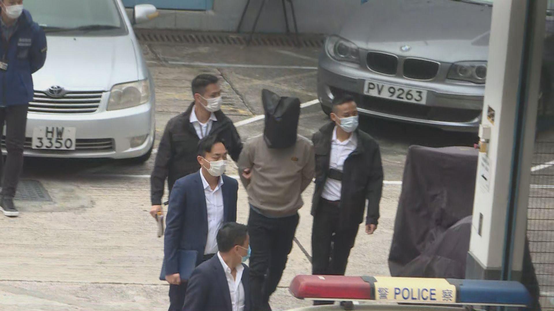 【12港人案】據了解被移交到本港八人將續被扣押直至出庭