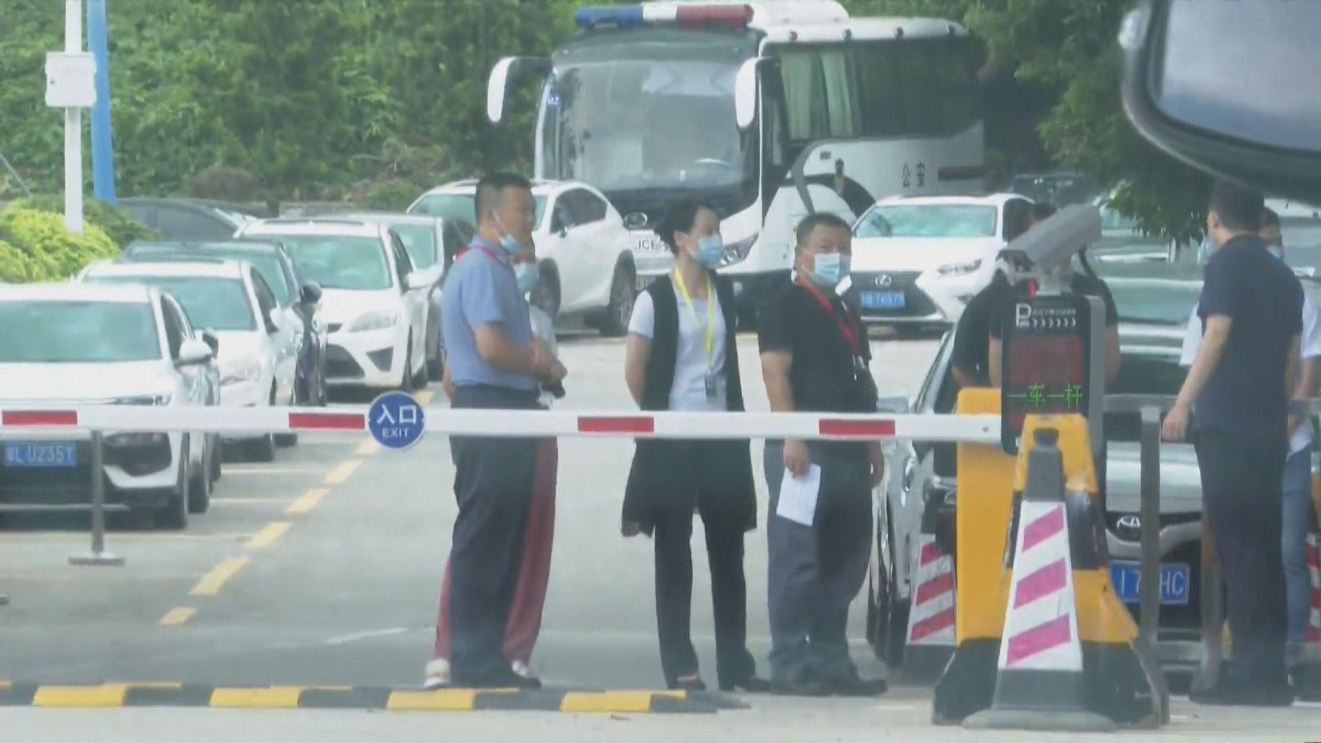 12港人案 家屬稱鹽田看守所確認可以安排探監