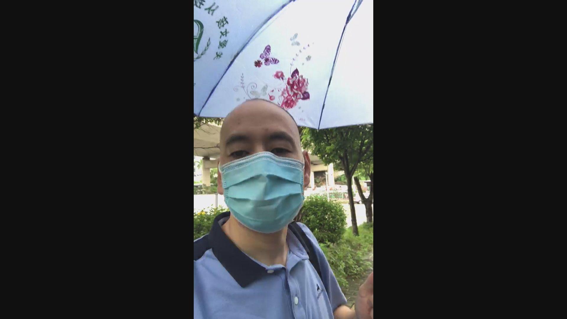 12港人仍扣深圳 律師引述警官指港人獲指定「官派律師」