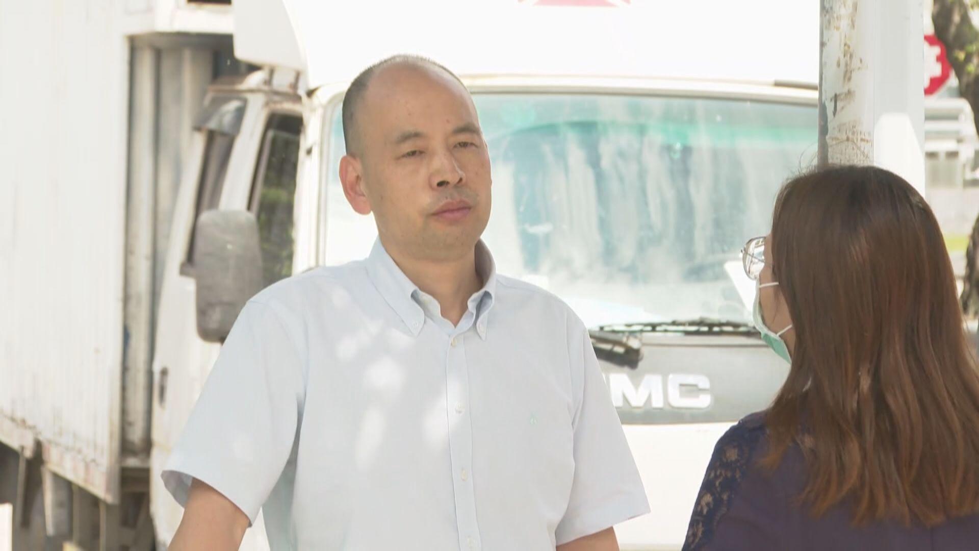 12港人案家屬委託內地律師盧思位遭當局提出吊銷執照