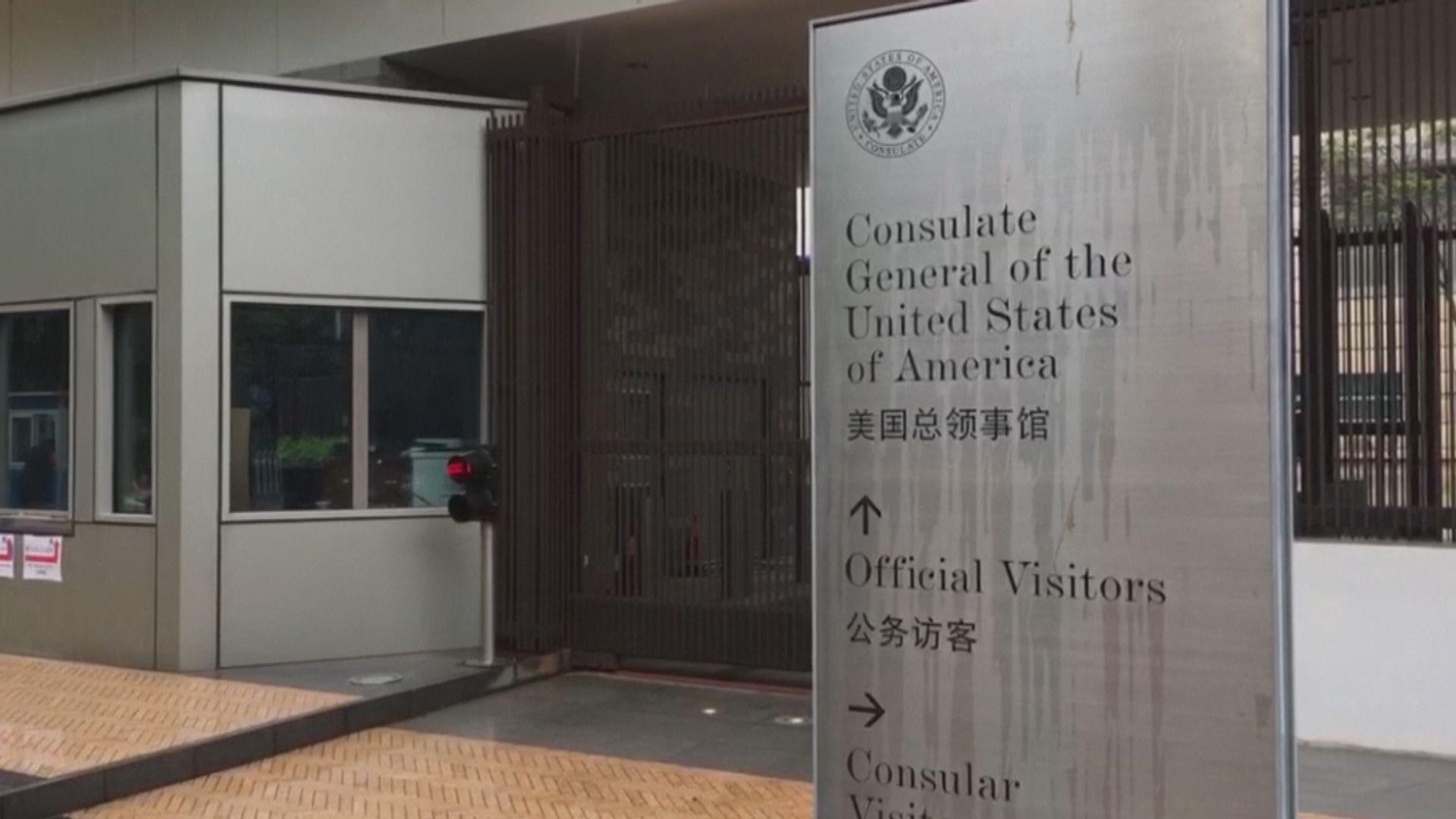 12港人案周一深圳開審 美駐廣州總領事館指會幫忙協調其他領事旁聽