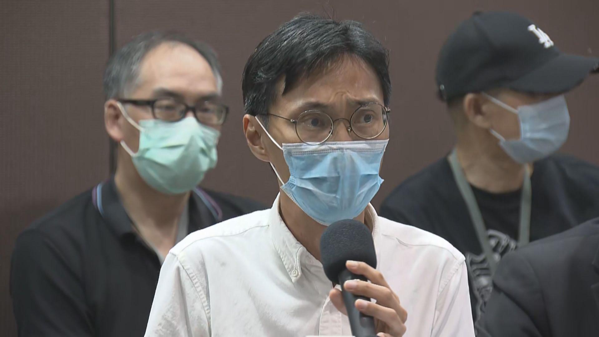 朱凱廸促特首回應中國法律會否剝奪見律師權
