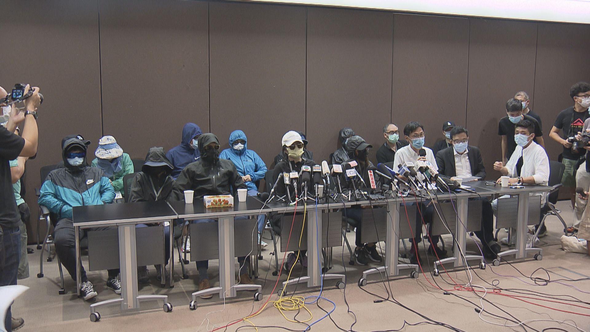 12港人家屬對正式逮捕感震驚和憂心 促停止秘密羈押
