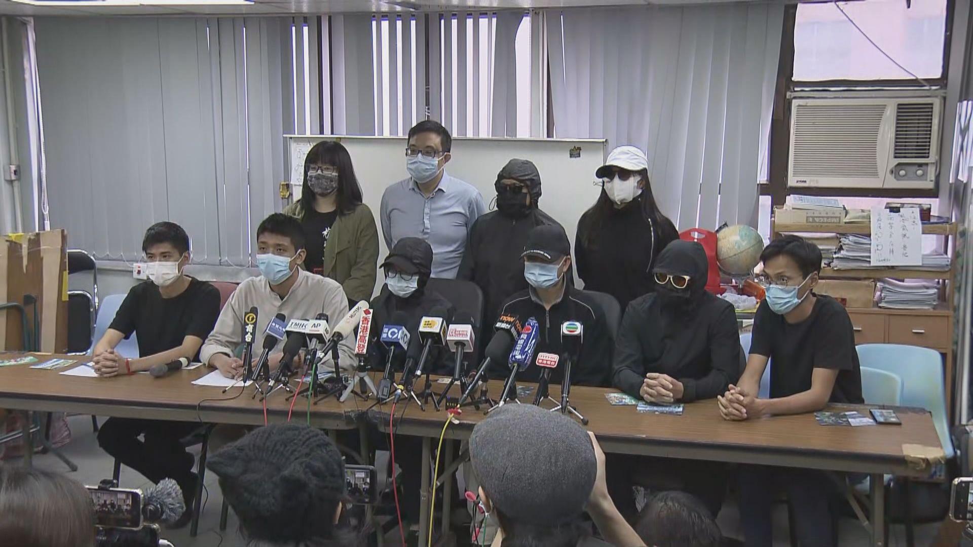 保安局:特區政府不會干預十二港人案內地的執法工作