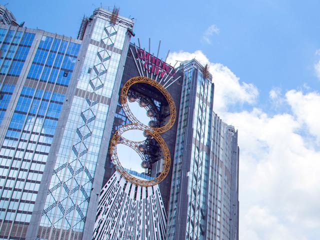 〈好玩〉全球最高8字形摩天輪 十月澳門開幕