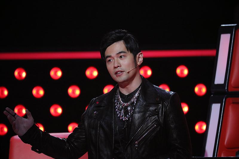 周杰倫變「糾結倫」 最終挑選Gin Lee晉身《中國好聲音》四強