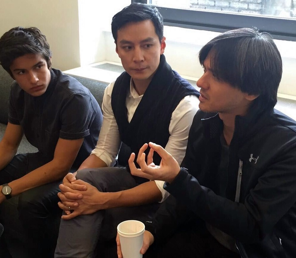 馮德倫、吳彥祖頭炮美劇11月首播 到紐約動漫展宣傳
