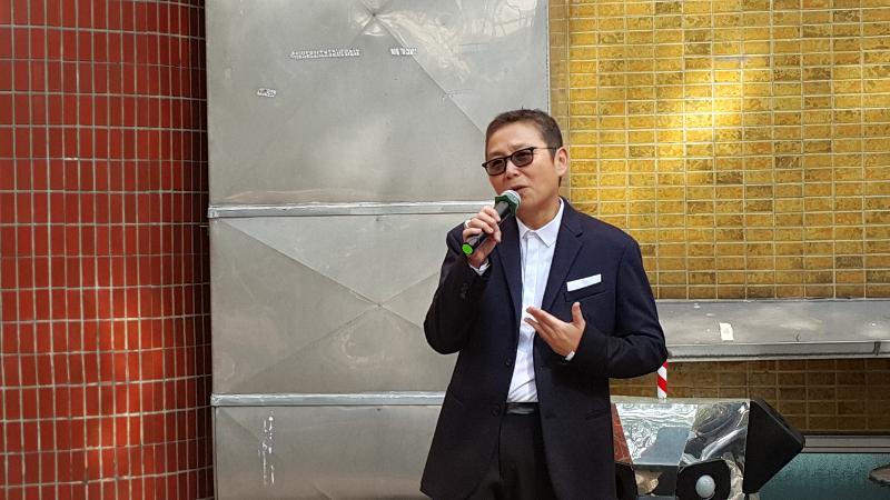 商業電台副主席俞琤今日宜布辭去商台董事和副主席一職,明年元旦日生效。(商台網站圖片)