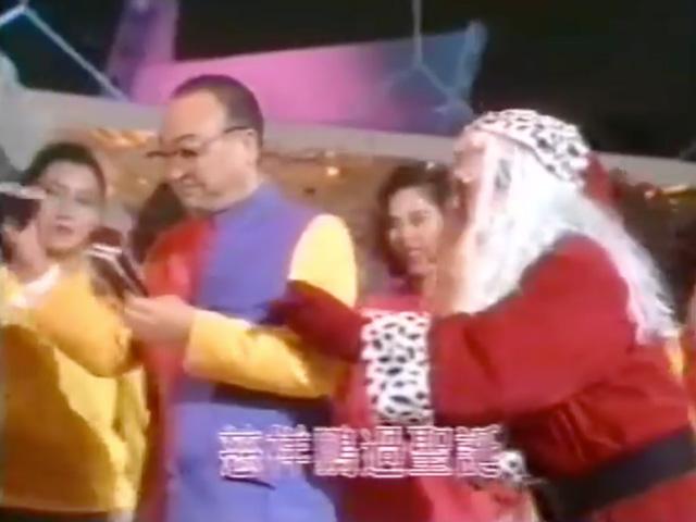〈Glocal Pop〉《慈祥鵬過聖誕》-沈旭暉
