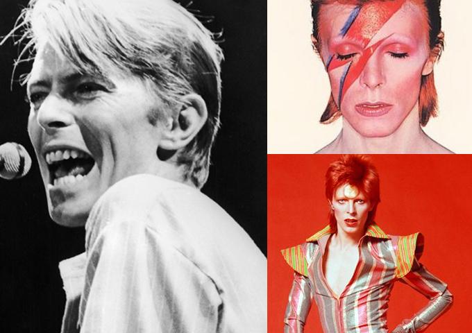 「樂壇變色龍」David Bowie 音樂界先駒
