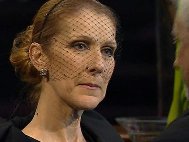 Celine Dion為亡夫舉殯 籲各界捐款研究癌症