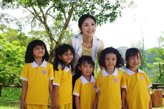楊千嬅《五個小孩的校長》