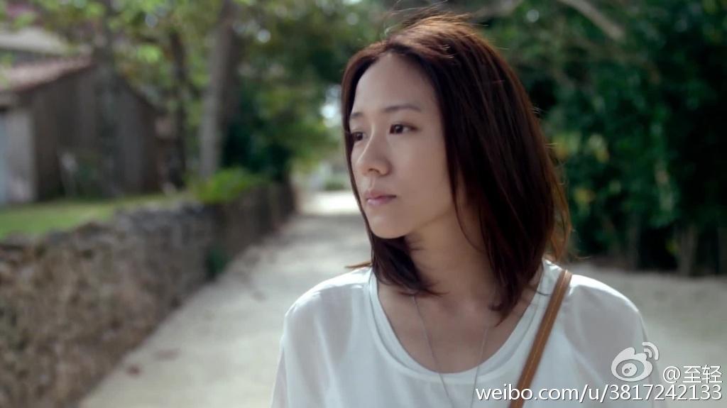 《百日告別》拎金馬影后的林嘉欣,又入圍亞洲電影大獎「最佳女主角」,有望再下一城。(微博圖片)