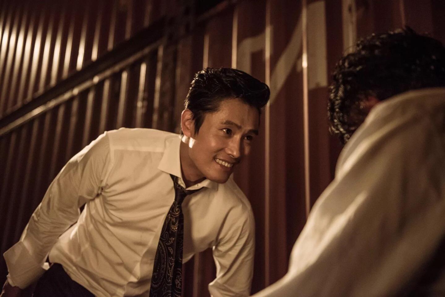 韓國型男李秉憲亦有份角逐影帝寶座,一洗過去負面新聞纏身形象。(微博圖片)