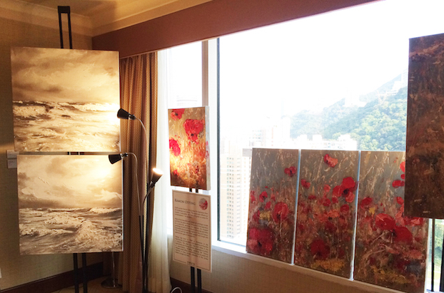 去年的亞洲當代藝術展亦在酒店房間內舉行,可讓藝術家更了解藝術品擺放在家中或辦公室的形態。