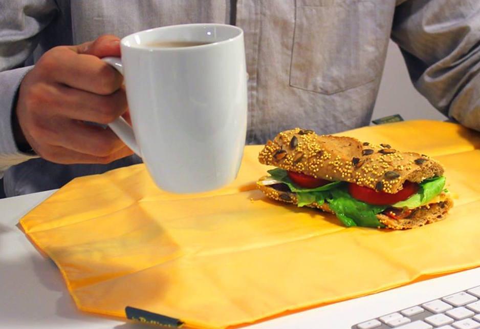 〈好潮〉用環保食物袋包一包 捲一捲 向膠袋說不!