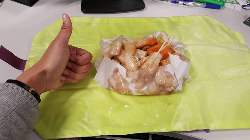 內層防水,裝腸粉都唔怕漏汁。(Facebook圖片)