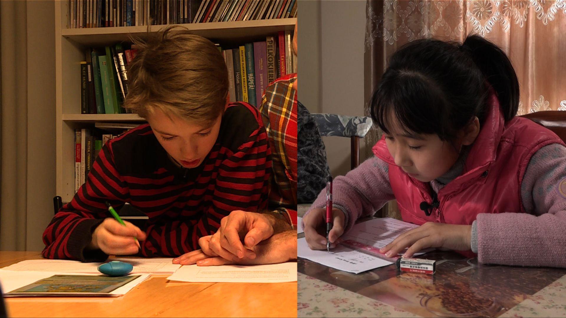 香港功課「考起」芬蘭上海學生