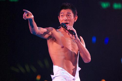 華仔對上一次在香港舉行演唱會已是5年前的事。(網上圖片)