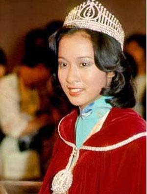 1977年 朱玲玲