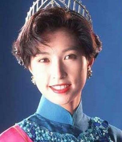 1991年 郭藹明 (當年季軍為蔡少芬)