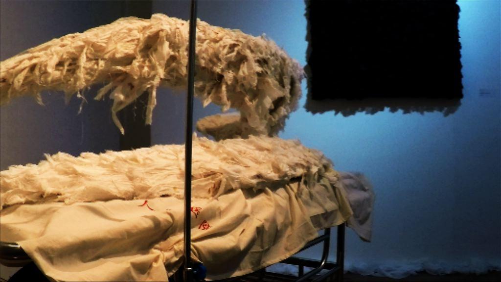 【文化多面睇】紗布製天使翅膀紀念醫學博物館20周年