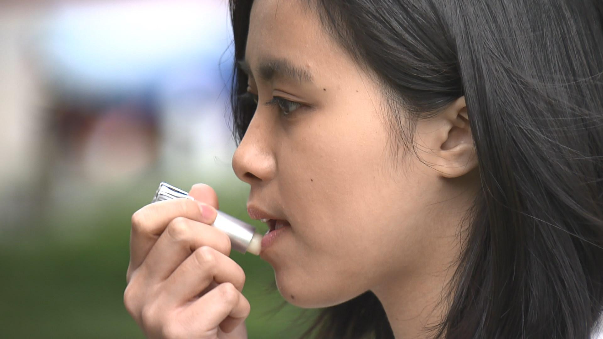 【杏林在線—健康1分鐘+】治療唇瘡的方法