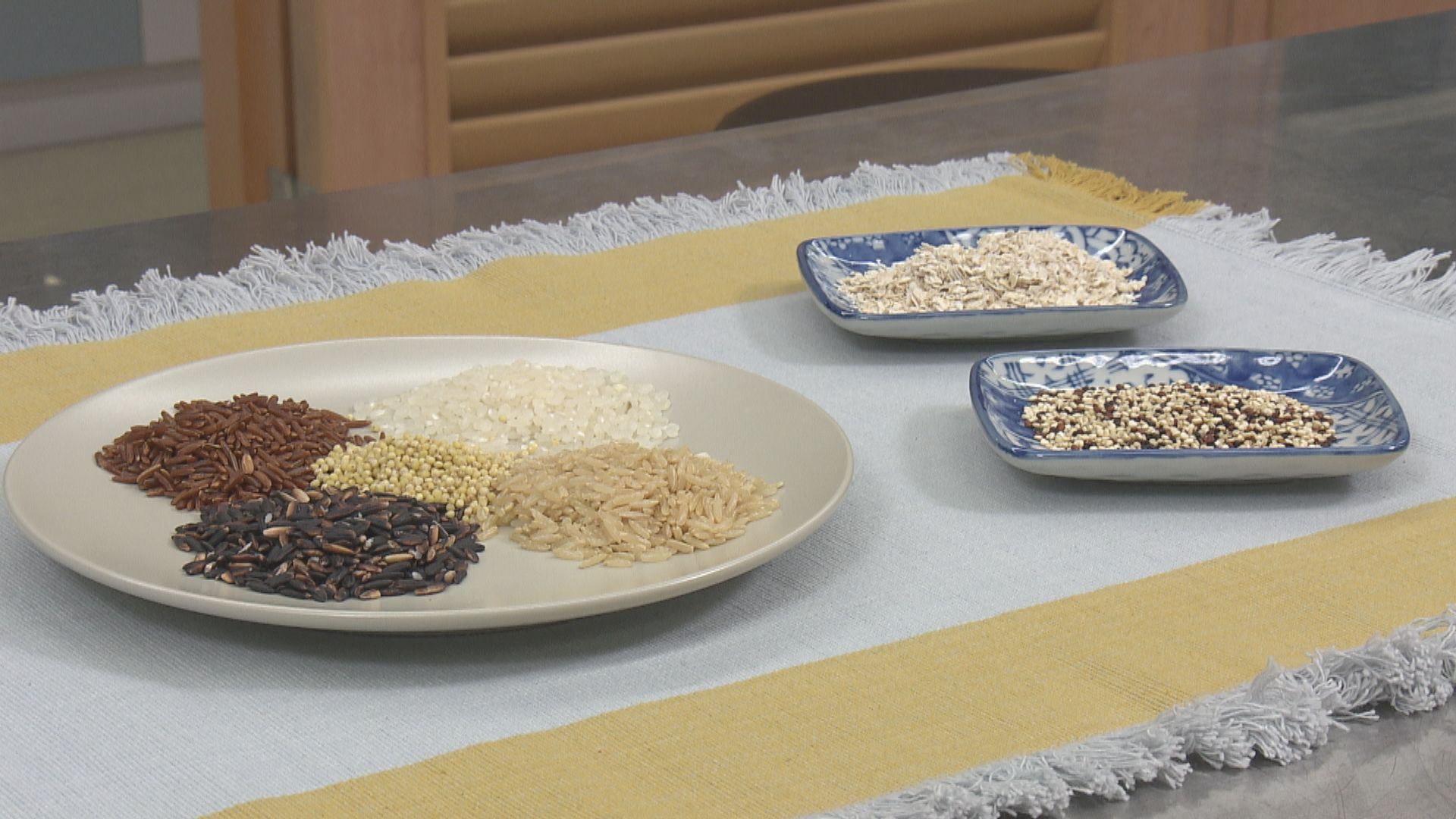 【杏林在線—健康1分鐘+】米飯營養大比拼