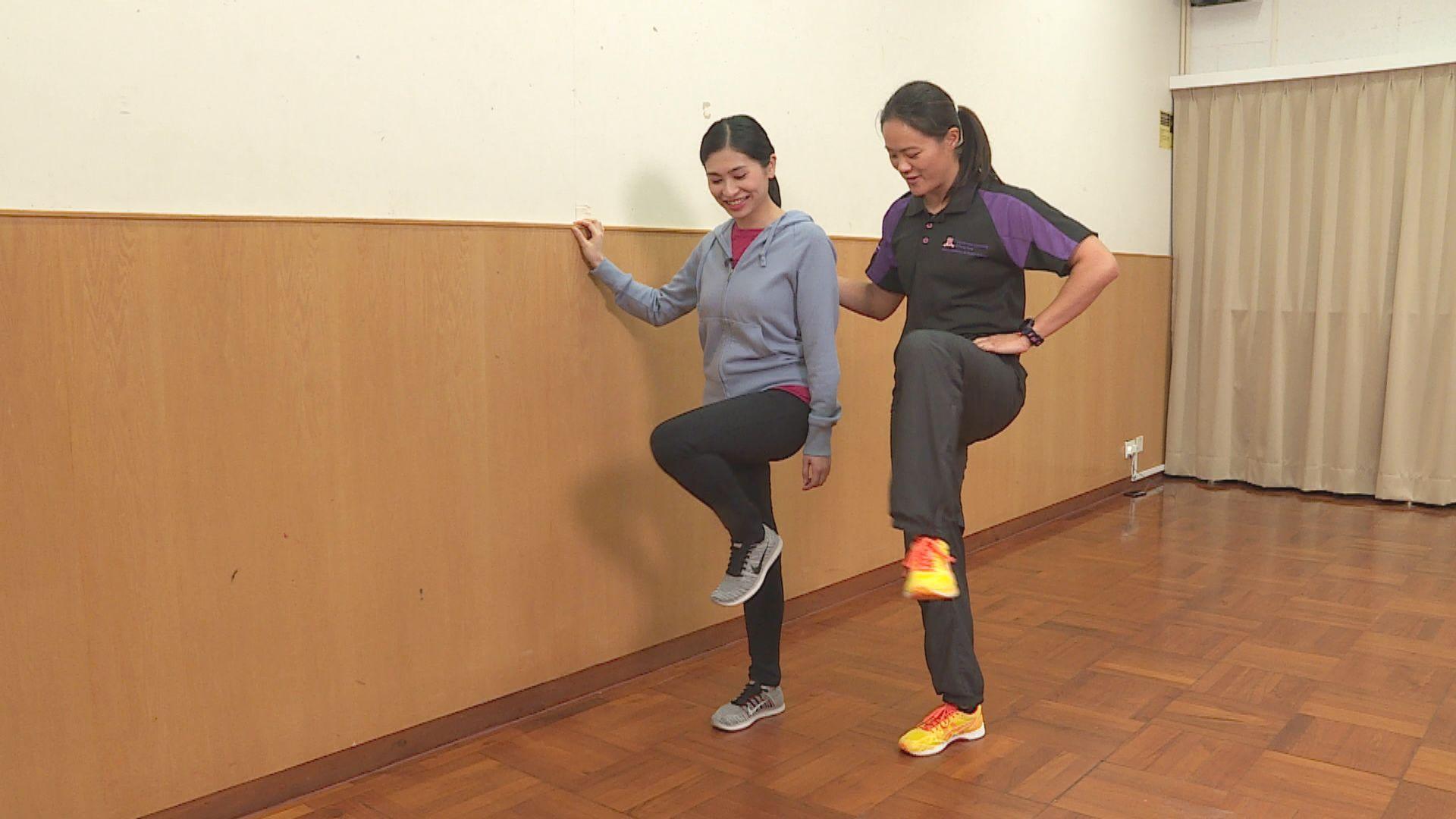 【杏林在線—健康1分鐘+】糾正熱身運動