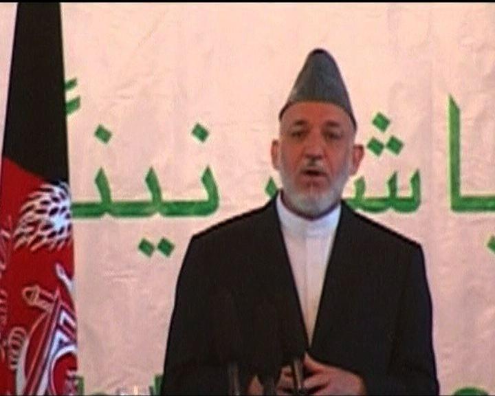 阿富汗指美與塔利班進行和談