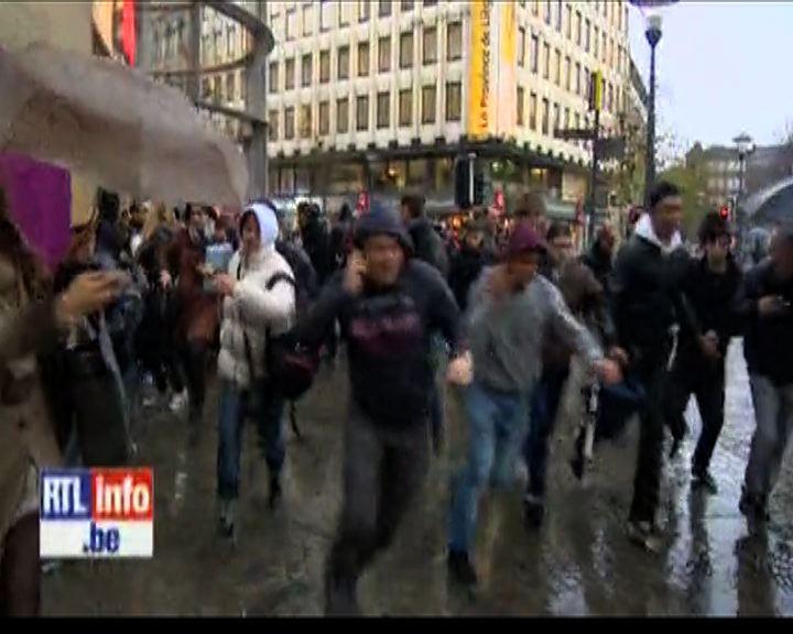 比利時:槍擊案與恐怖組織無關