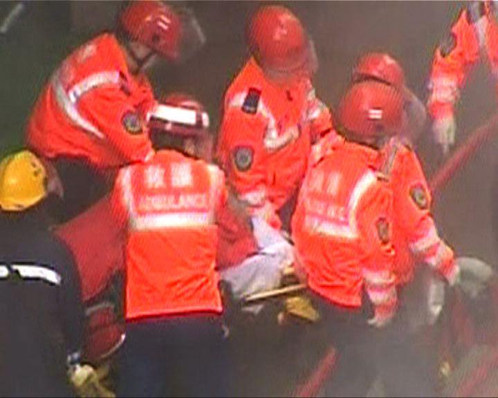 消防隊目楊俊傑裁定死於意外