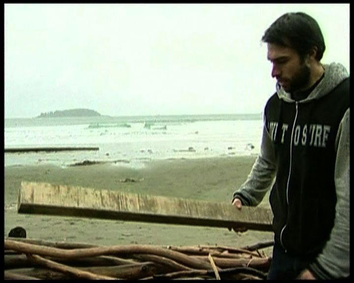 日本海嘯垃圾漂抵加拿大西岸