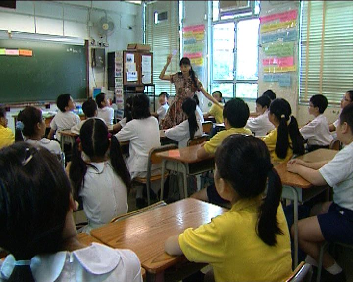 調查:六成半小學生睡眠不足