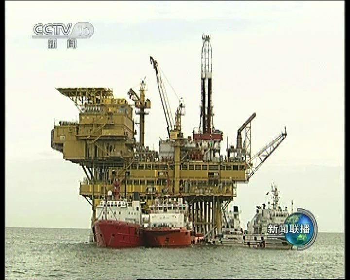 渤海油田漏油事故再發現多處漏油點