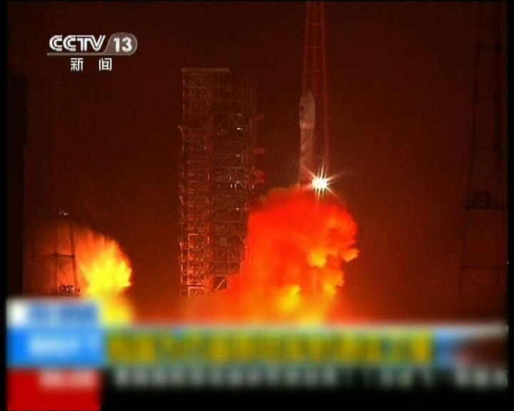 中國亦今年首次向國際出口商業衛星