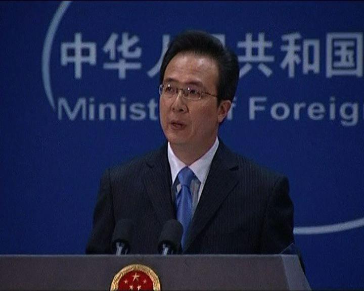北京重申反對美國對台售武
