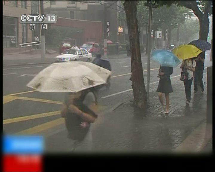 南方暴雨持續各地加強防汛