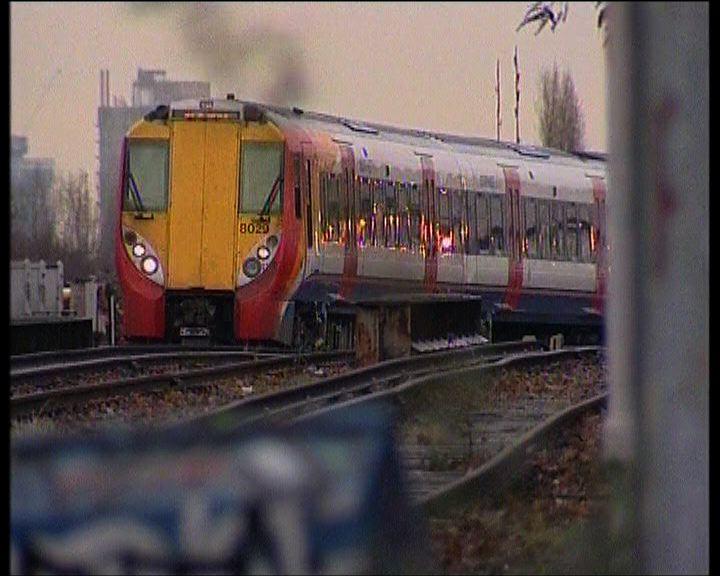 中國有意入標英國高鐵項目
