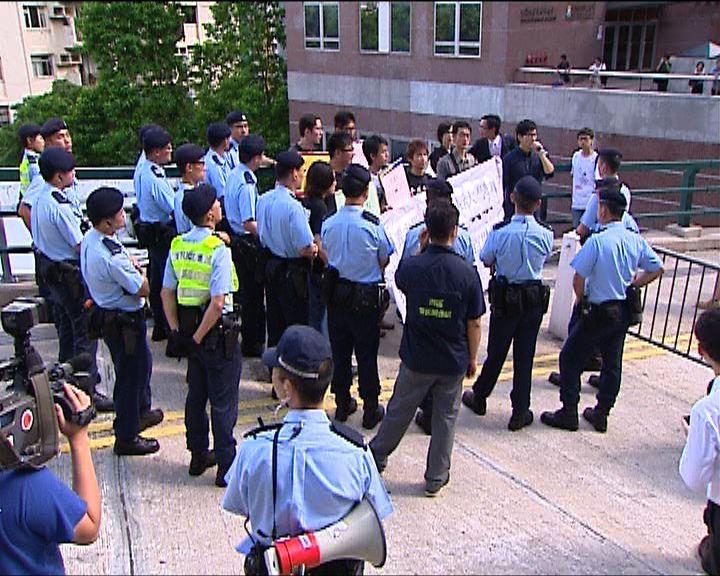 曾昭科:修改警務條例有助警員執行職務