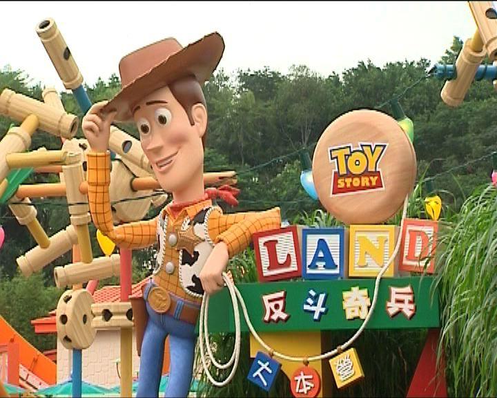 香港迪士尼:環球經濟波動不礙業務