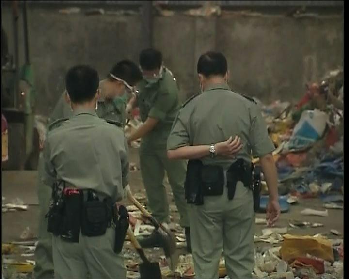 警方完成屯門福亨村搜查行動