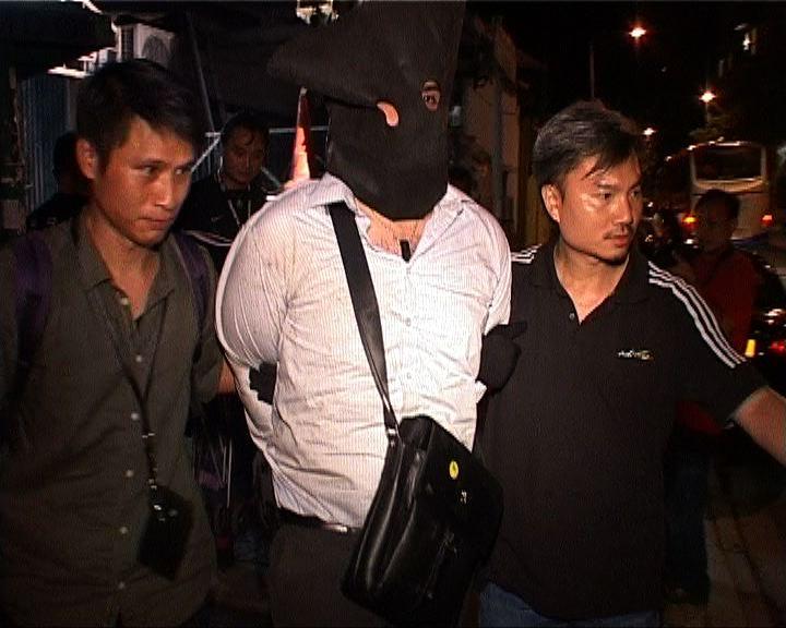 警方屯門搗破販毒集團拘6人