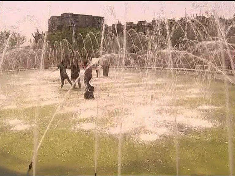 法國西班牙遭受熱浪侵襲