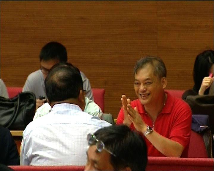 莫錦貴認正保釋候查不能透露案情