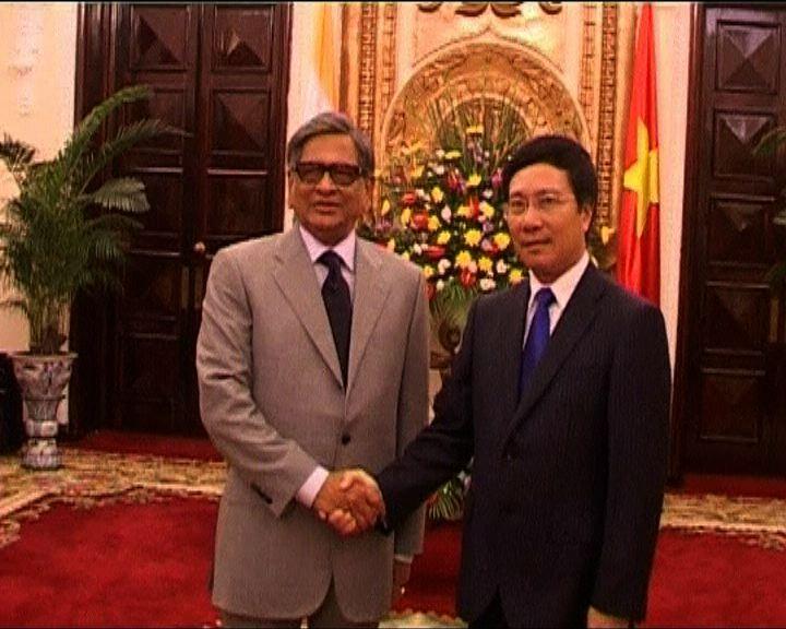越南拉印度開發南海惹中方不滿