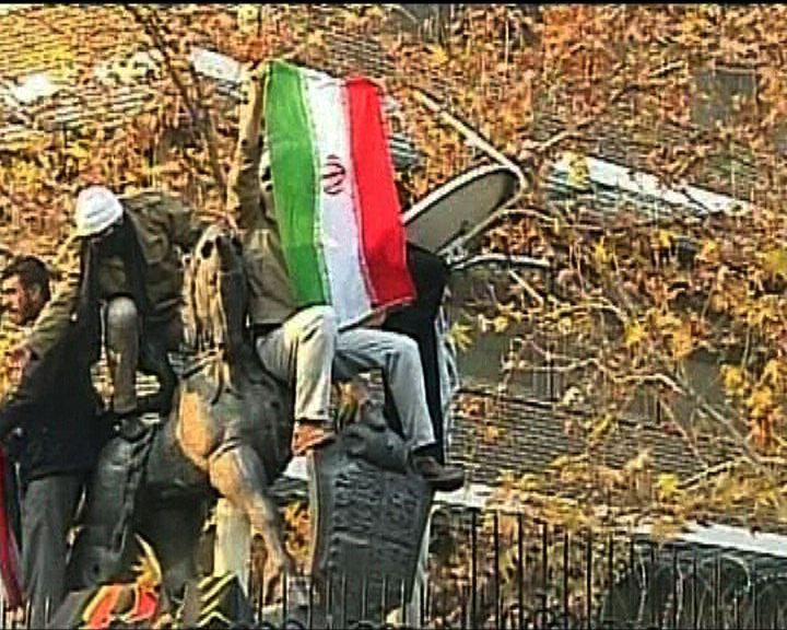 伊朗無懼制裁將向英國報復