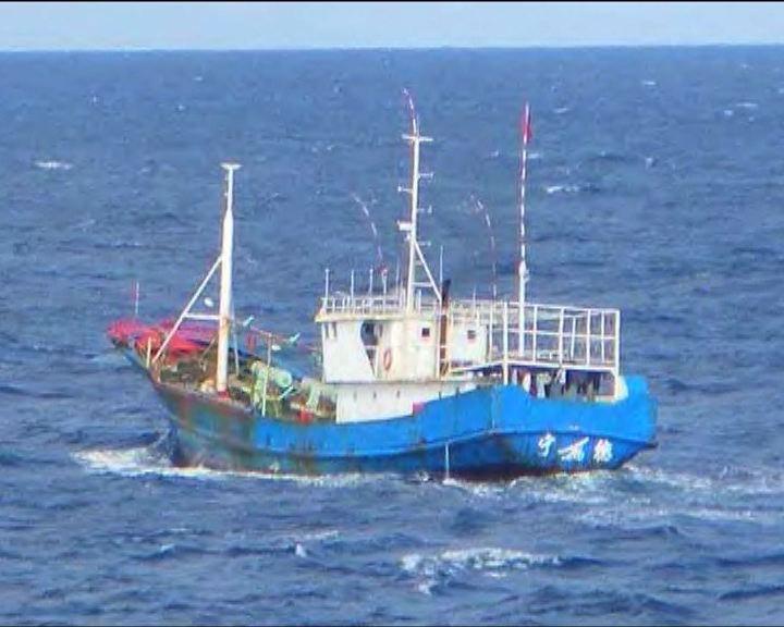 被日方扣留中國漁船船長獲釋