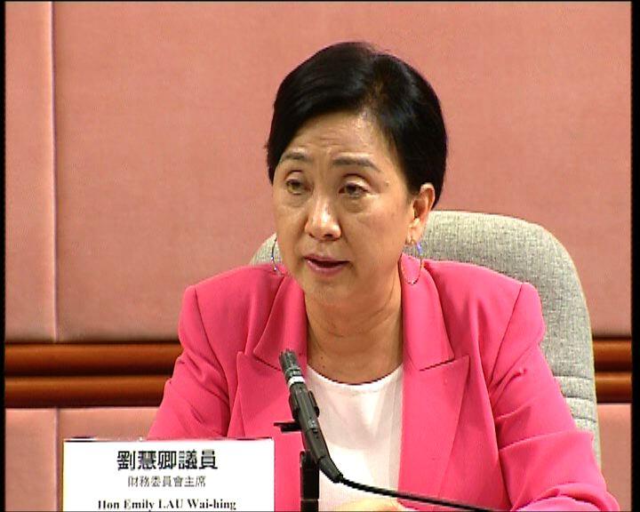 劉慧卿批評政府諮詢不足惹爭議